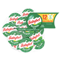 Mini Babybel Mozarella Semisoft Cheese, 12 Ct