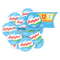 Mini Babybel Light Semisoft Cheese, 12 Ct