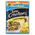 Starkist Tuna Creations Pouch, Lemon Pepper