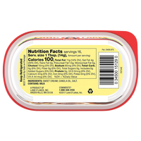 Land O Lakes Butter with Canola Oil 8oz - Water Butlers