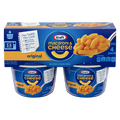 Kraft Mac & Cheese, Original - 4Ct