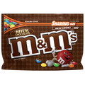 M&Ms Sharing Size, Chocolate - 10.7oz