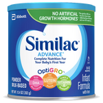 Similac Infant Formula Powder Milk Based, Advance - 12.4 oz - Water Butlers