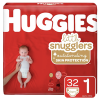 Huggies Baby Diapers - Size 1 (32 Count) - Water Butlers