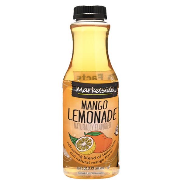 Marketside Strawberry Lemonade, 16 fl oz - Water Butlers