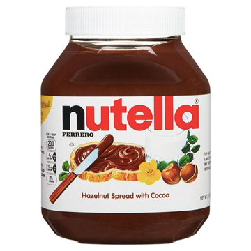 Nutella Ferrero Chocolate Hazelnut Spread, 33.5 Oz