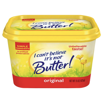 I Can't Believe It's Not Butter, Original, 15 oz
