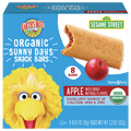 Earth's Best Organic Snack Bars, Apple, 8 Ct