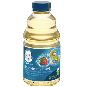 Gerber 100% Strawberry Kiwi Juice, 32 oz