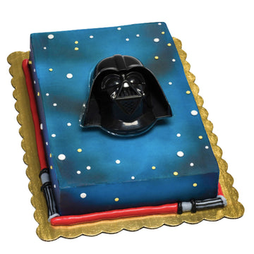 Disney Star Wars Darth Vader Birthday Cake