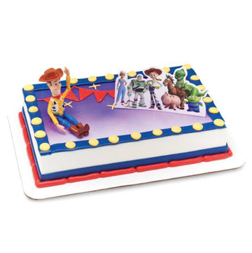 Disney Toy Story 4 Team Toy Birthday Cake