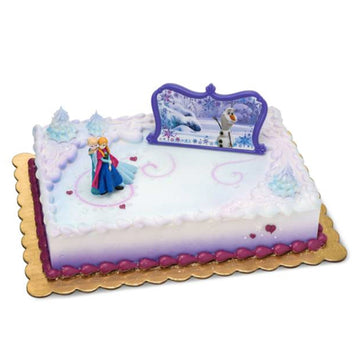 Disney Frozen Follow Your Heart Birthday Cake