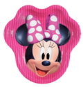 Minnie Mouse Paper Dinner Plates, 8 Ct