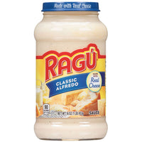 Ragú Cheese Creations Classic Alfredo Sauce, 16 oz. - Water Butlers