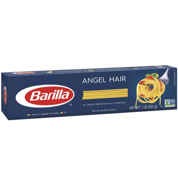 Barilla® Classic Blue Box Pasta Angel Hair, 16 OZ