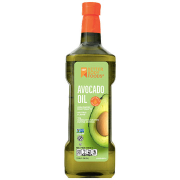 BetterBody Foods Pure Avocado Oil, 33.8 fl oz