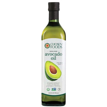 Chosen Foods 100% Pure Avocado Oil, 25.4 fl oz