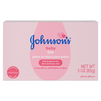 Johnson's Baby Soap Bar 3 oz - Water Butlers