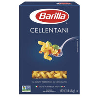 Barilla® Classic Blue Box Pasta Cellentani, 16 oz - Water Butlers