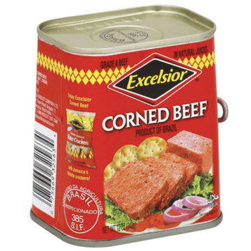 Excelsior Corned Beef, 12 oz