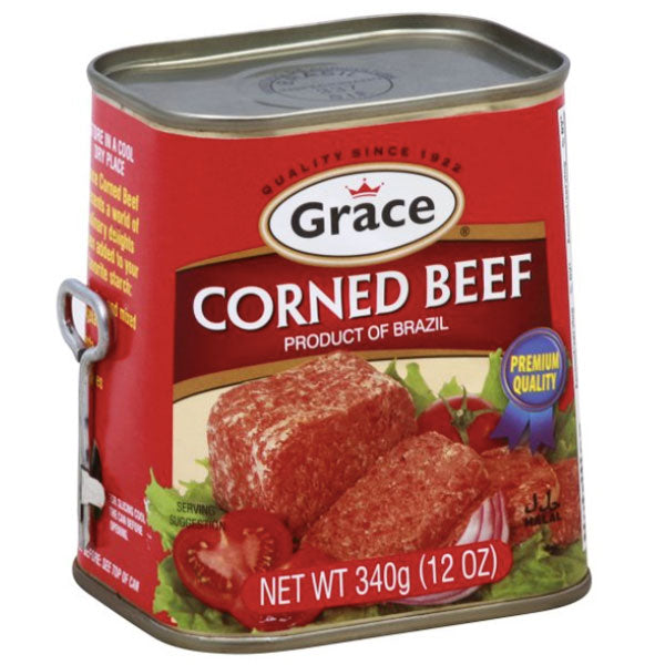 Grace Corned Beef, 12 oz - Water Butlers