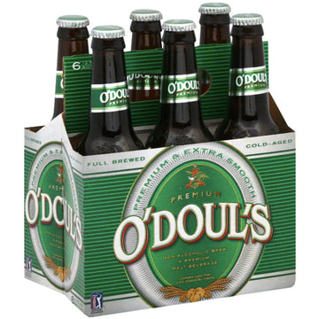 O'Doul's® Non-Alcoholic Beer, 12 fl. oz Bottles, 6 Ct