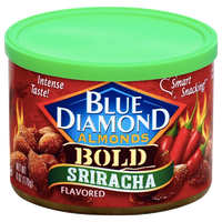 Blue Diamond Almonds, Bold Sriracha, 6 oz - Water Butlers
