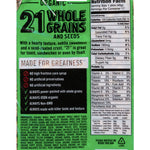 Dave's Killer Bread® 21 Whole Grains and Seeds Organic Bread 27 oz. - Water Butlers