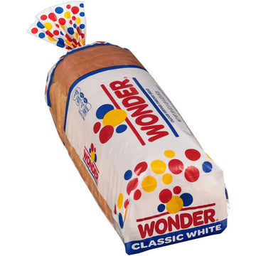 Wonder Classic White Bread Loaf, 20 oz.