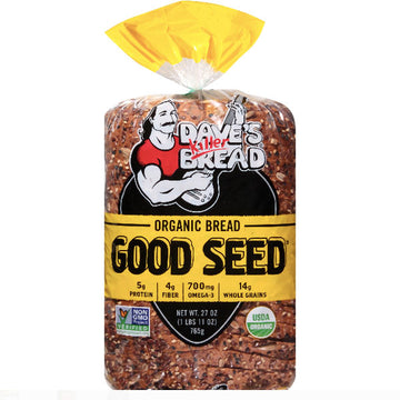 Dave's Killer Bread® Good Seed® Organic Bread 27 oz.