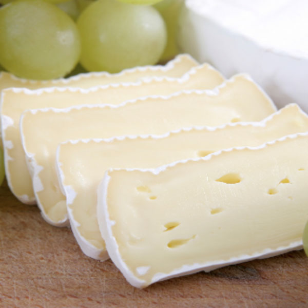 President Brie Soft-Ripened Cheese, 8 oz - Water Butlers