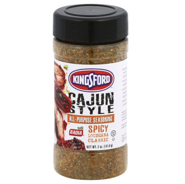 Badia Kingsford Cajun Seasoning, 5 oz