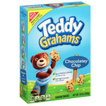 Teddy Graham Snacks, Chocolatey Chip - 10oz - Water Butlers