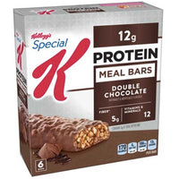 Kellogg's Special K Protein Meal Bar, Double Chocolate, 6 Ct - Water Butlers