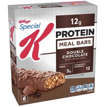Kellogg's Special K Protein Meal Bar, Double Chocolate, 6 Ct