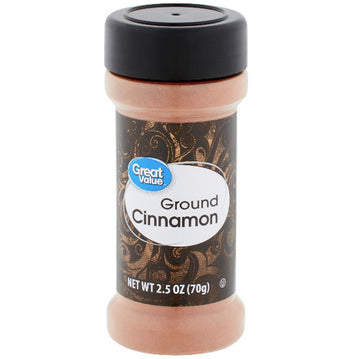 Great Value Ground Cinnamon Seasoning, 2.5 oz