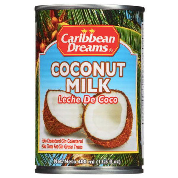 Caribbean Dreams Coconut Milk, 13.5 fl oz - Water Butlers