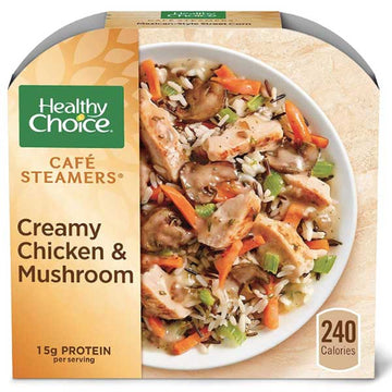 Healthy Choice Creamy Chicken & Mushroom, 9.25 oz