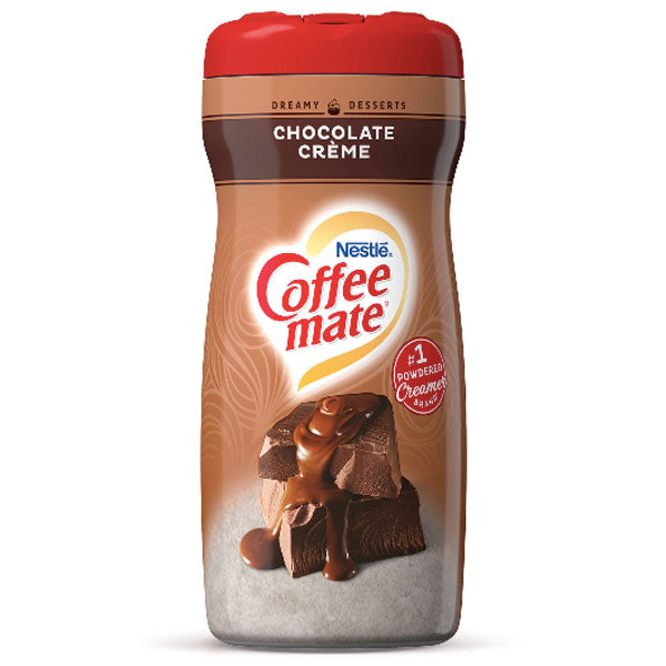 Coffee Mate Chocolate Crème Coffee Creamer, 15 fl oz - Water Butlers