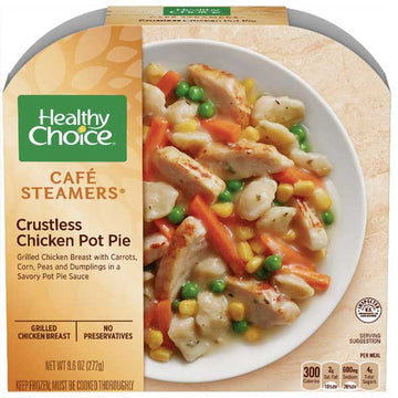Healthy Choice Crustless Chicken Pot Pie, 9.6 oz
