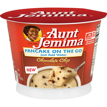 Aunt Jemima Chocolate Chip Pancake On The Go, 2.11 oz.
