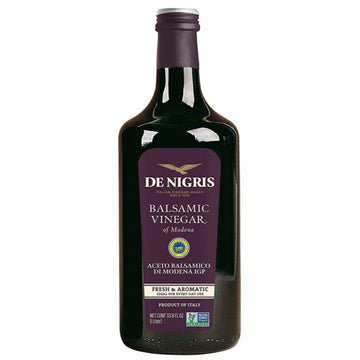 De Nigris Balsamic Vinegar of Modena, 33.8 fl oz
