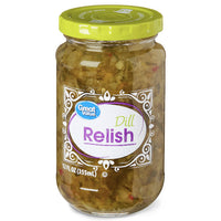 Great Value Dill Relish, 12 fl oz - Water Butlers