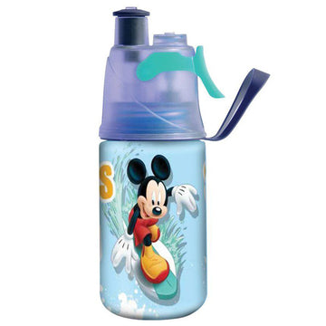 Disney Mickey Mouse Mist 'N Sip® Insulated Squeeze Water Bottle, 12oz