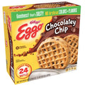 Kellogg's Eggo Chocolatey Chip Frozen Waffles, 24 Ct