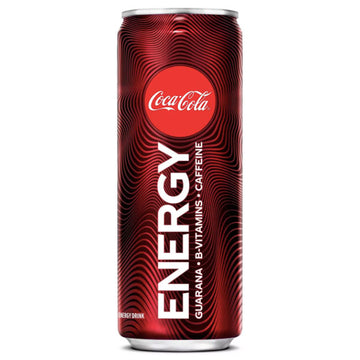 Coca-Cola Energy Coke, 12 fl oz