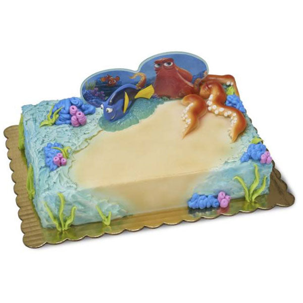 Disney Finding Dory Fintastic Adventure Birthday Cake - Water Butlers