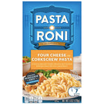 Pasta Roni Four Cheese Corkscrew Pasta, 6 oz - Water Butlers