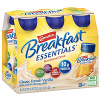 Carnation Breakfast Essentials Classic French Vanilla 8 oz. 6 Ct - Water Butlers