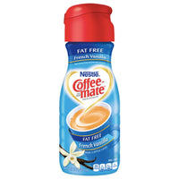 Coffee Mate French Vanilla Coffee Creamer, 15 fl oz - Water Butlers